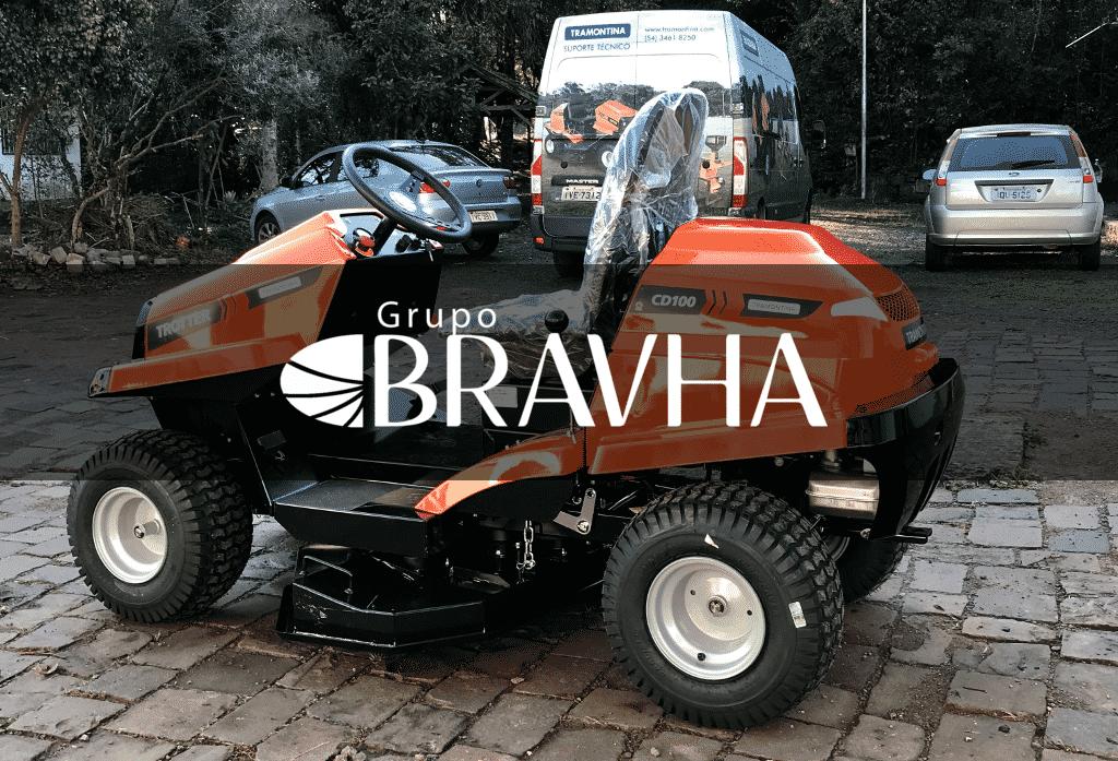 Filial Rio Grande do Sul adquire novo equipamento