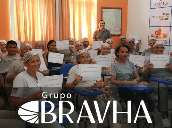 Bravha finaliza processo de Treinamento Anual de Colaboradores