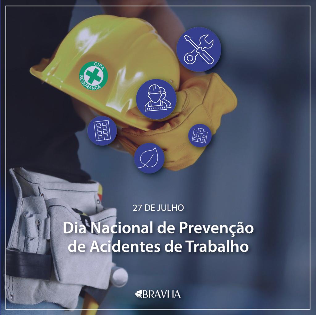 Dia Nacional de Prevenção de Acidente no Trabalho